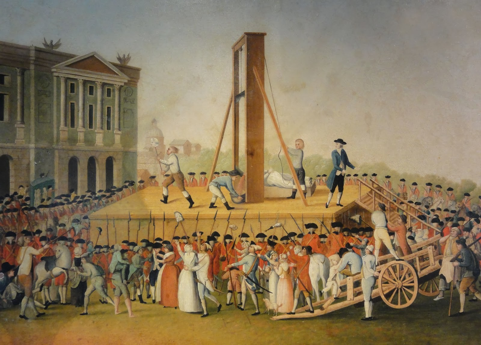 reasons behind the french revolution Best answer: hi, here are the two main causes of the french revolution of 1789: - a political crisis the french population was divided in 3 estates.