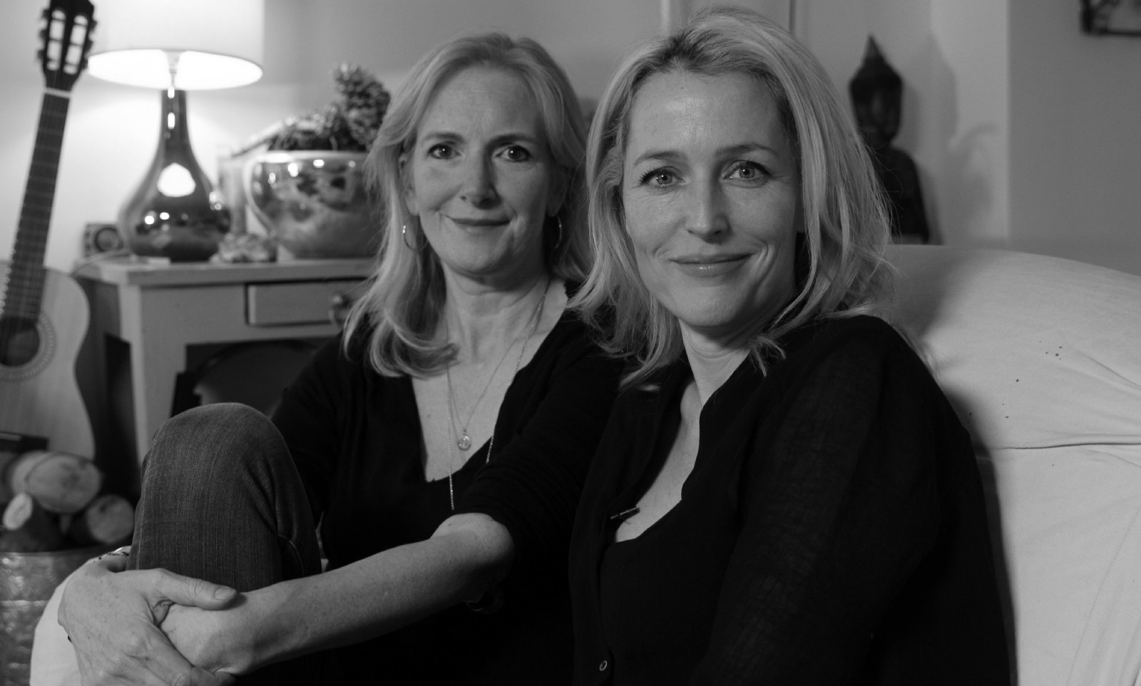 Gillian Anderson And Jennifer Nadel On Letting Go Living In The Present