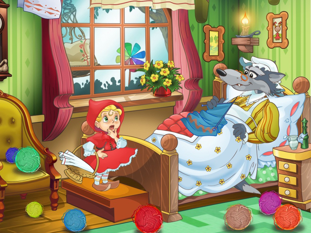 Freud Destroys Little Red Riding Hood  Antiserious-4909