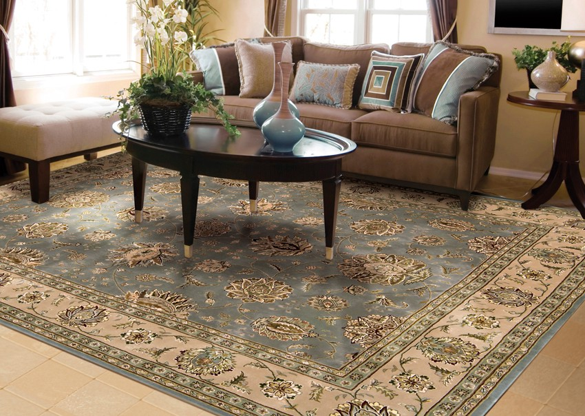 Choose the right rug to elevate your home décor