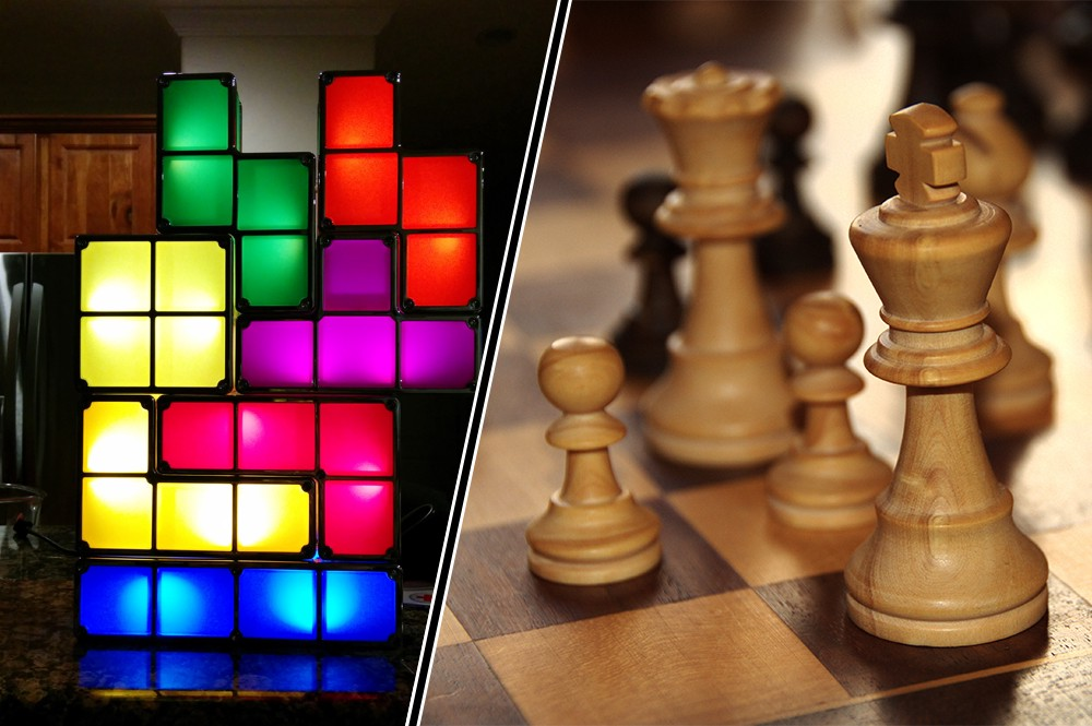 Your Life Is Tetris. Stop Playing It Like Chess.