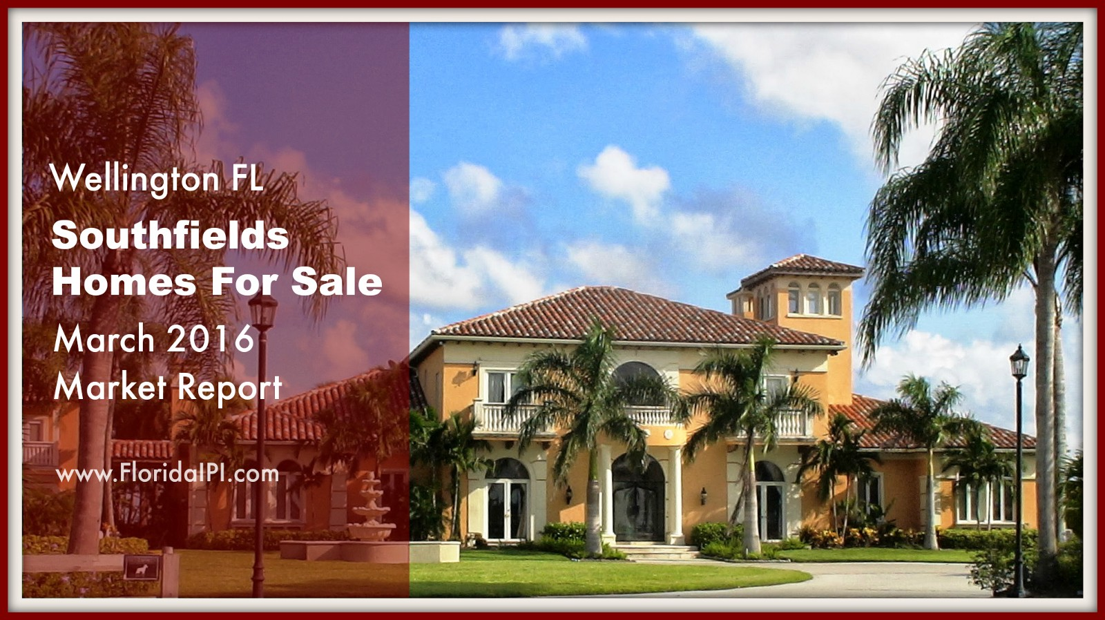 Southfields in Wellington FL | Equestrian Homes for Sale