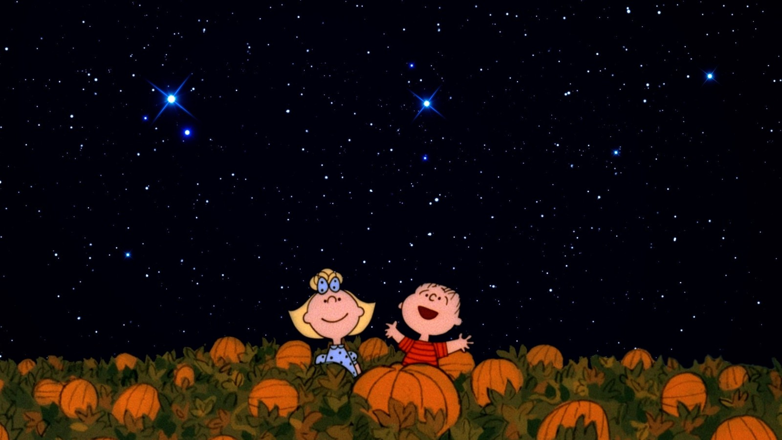 Why The Great Pumpkin Still Haunts You and Me – The Dot and Line