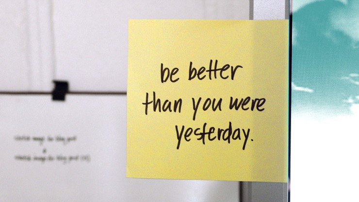 You are already unique. Just be better.