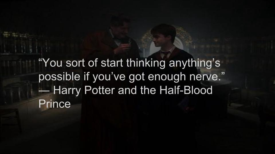 Top 10 Magical Quotes From Harry Potter Liner Medium