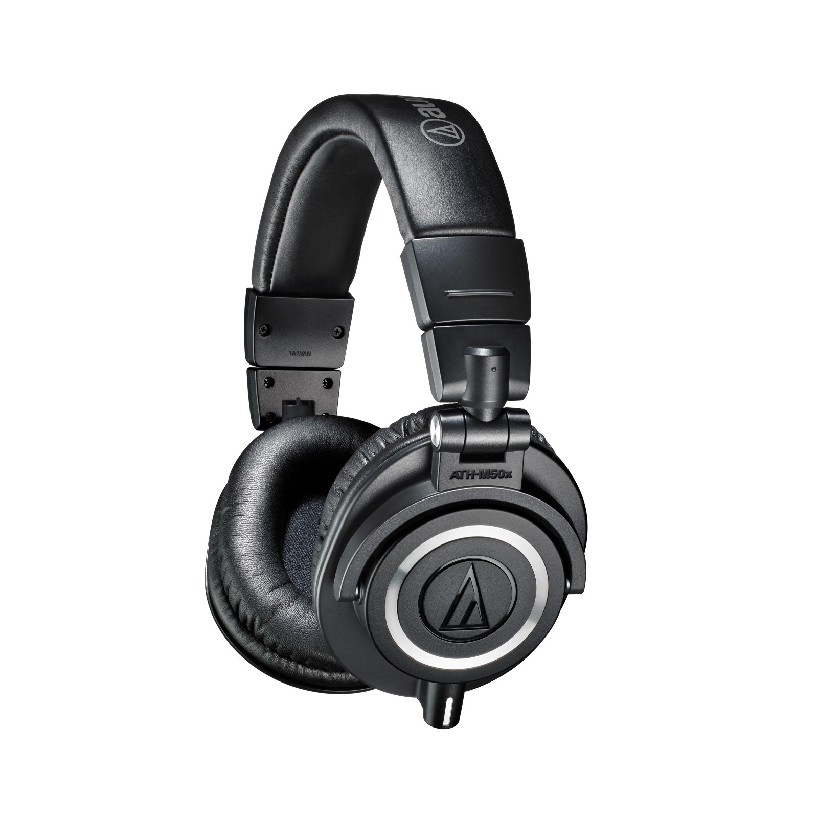 A promo shot of the M50X from Audio-Technica. Somehow they are floating in  the air. 68cfd67983400