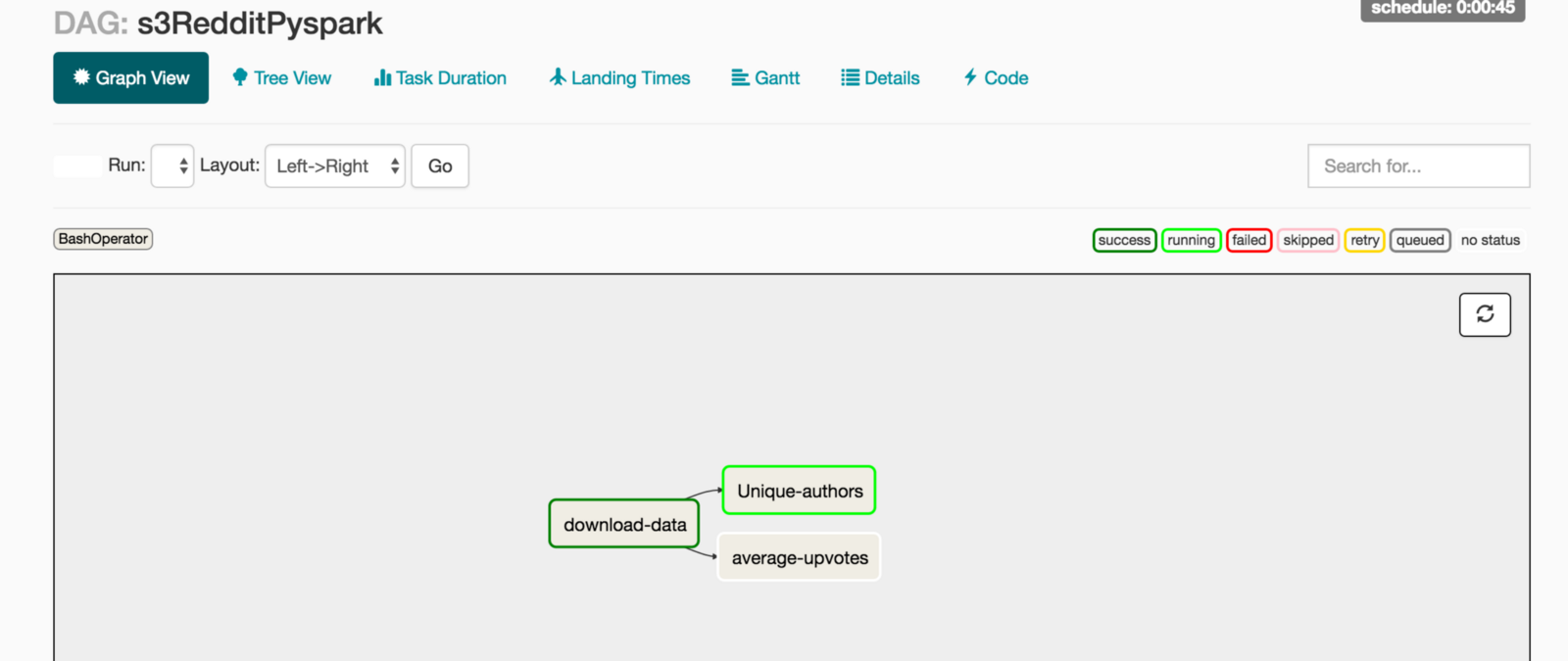 Scheduling Spark jobs with Airflow – Insight Data