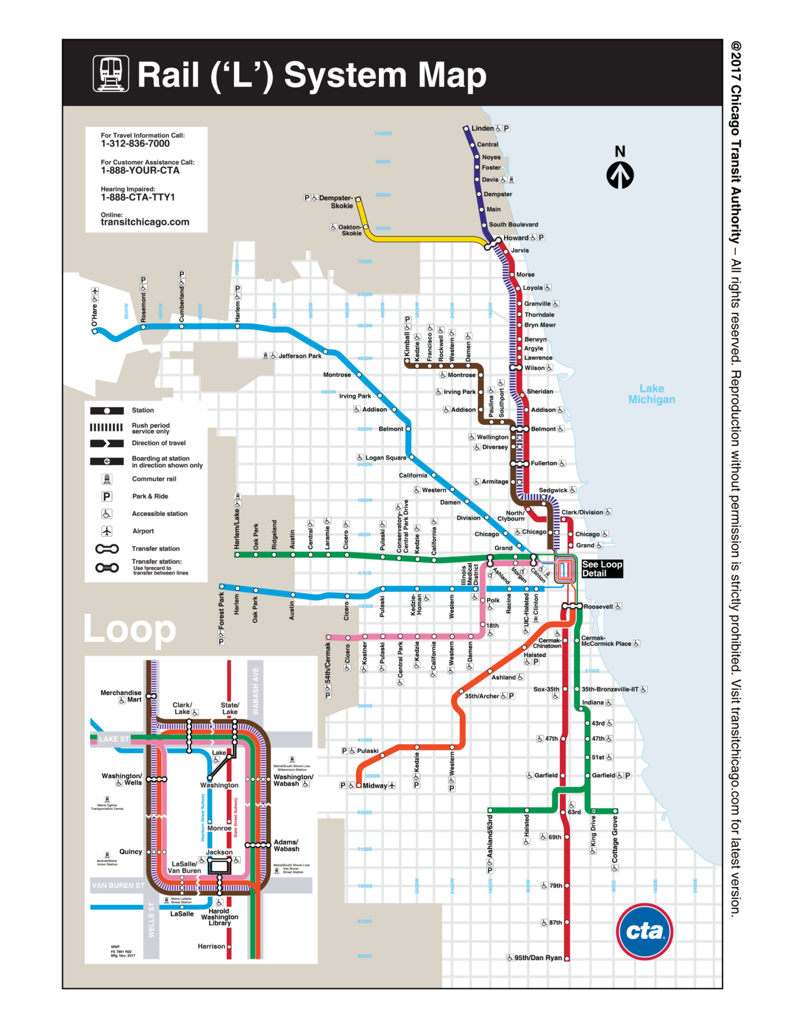 Transit Chicago Map.Exploring And Visualizing Chicago Transit Data Using Pandas And