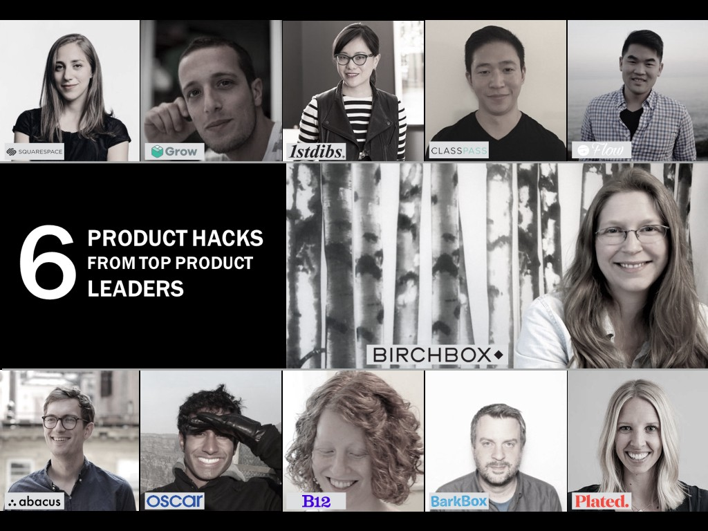 Six Effective Process Hacks from Top Product Leaders