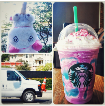 Starbucks Has Created A New Version Of Unicorn In This World With Its Frappuccino