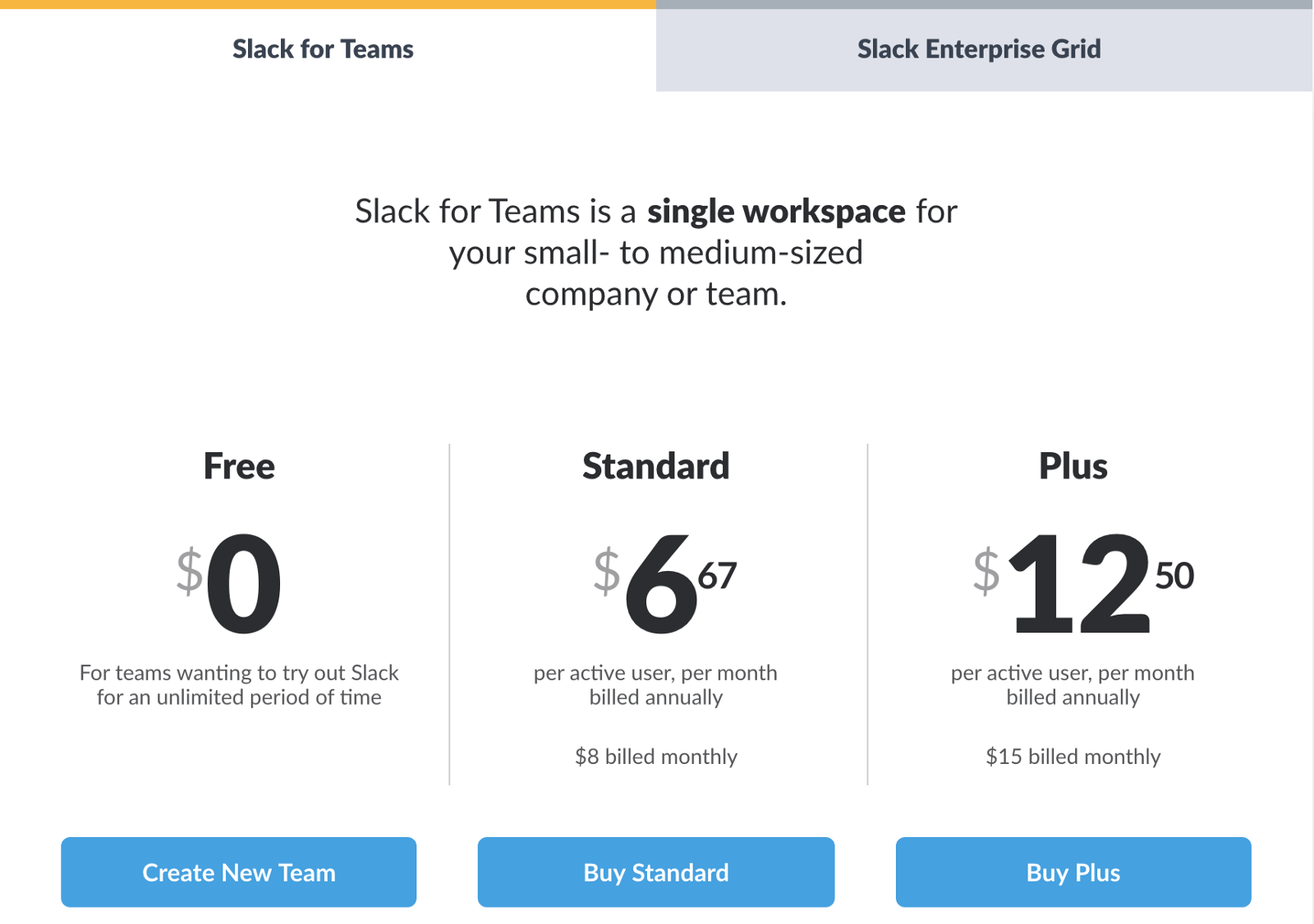 8 types of freemium pricing high alpha medium slack also employs this model letting users sign up for free without organizational approval and then selling to an organization when it gets to a point cheaphphosting Gallery