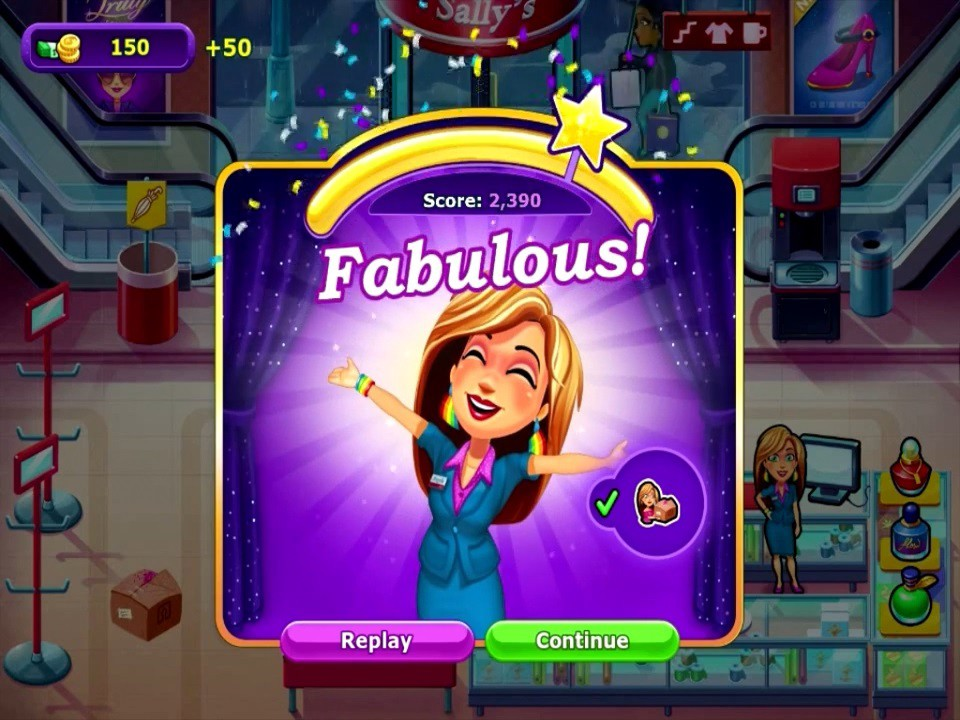 Play fashion story on computer 66