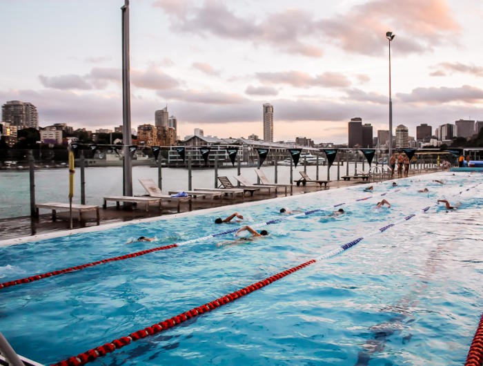 Swimming Lanes Or What You Think About When You Quit Your Job