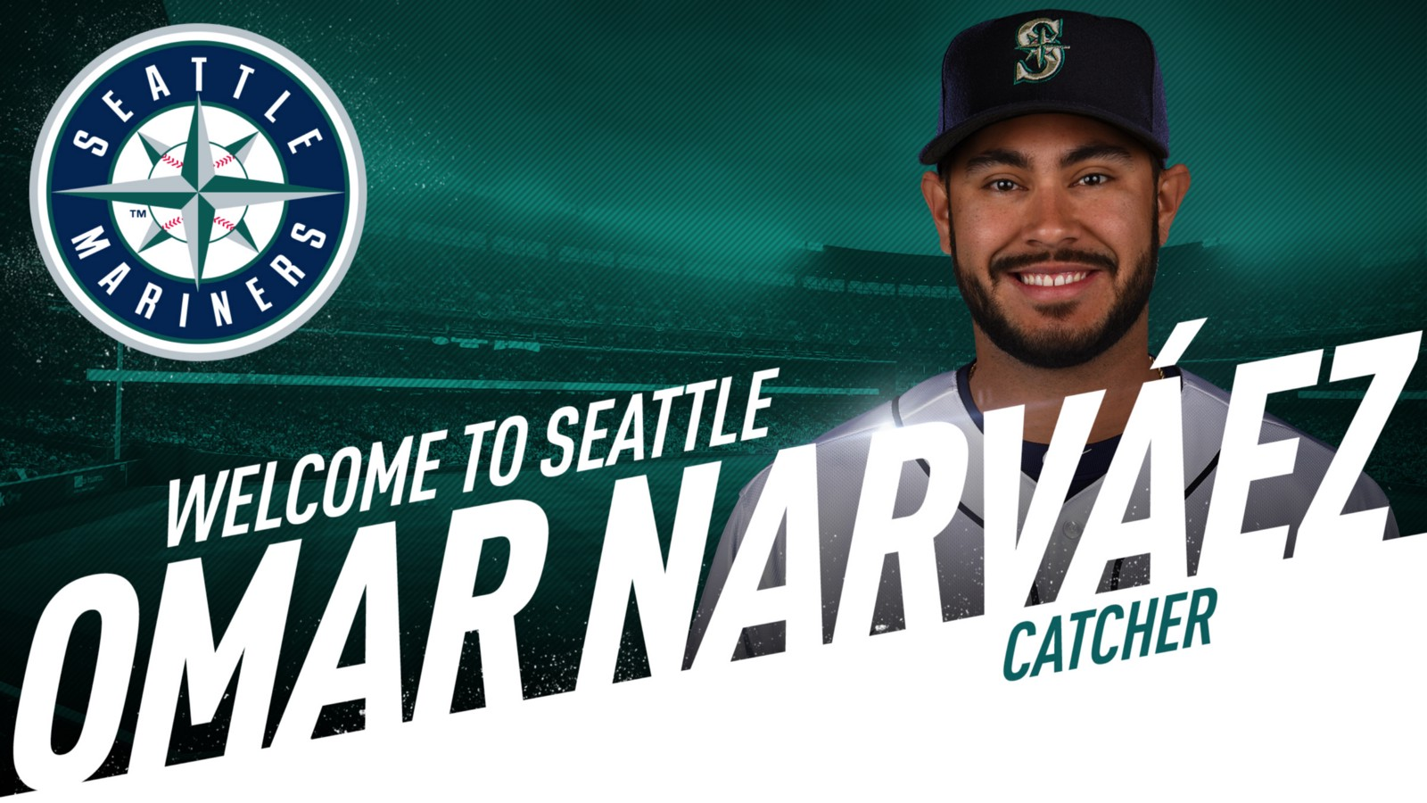 173bc5084 Mariners Acquire Omar Narváez from Chicago-AL – From the Corner of ...