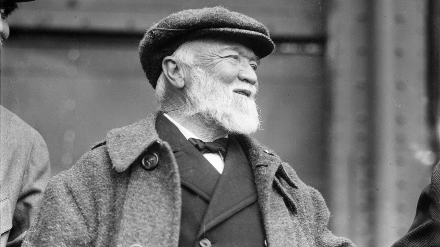 the andrew carnegie dictum How do we view wealth from a christian perspective the andrew carnegie dictum was: to spend the first third of one's life getting all the education one can to spend the next third making all the money one can.