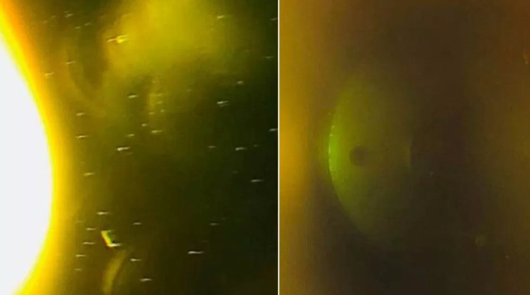 Mysterious closure of seven observatories around the world: A fleet of UFOs on the Sun reveals an astronomer
