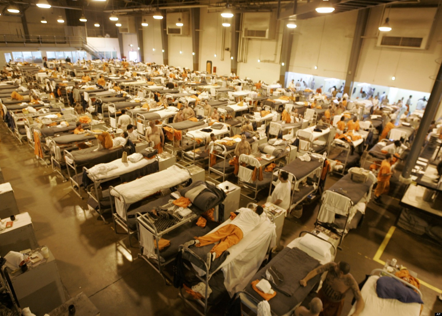 the issue of overcrowding prisons in the united states The overcrowding issues topic provides news, columns, and expert opinion on the dangerous issue of prison overcrowding from legislation intended to combat the issue to how corrections staff can.