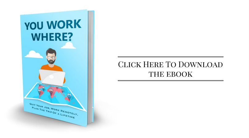 Before You Quit Your Job Ebook