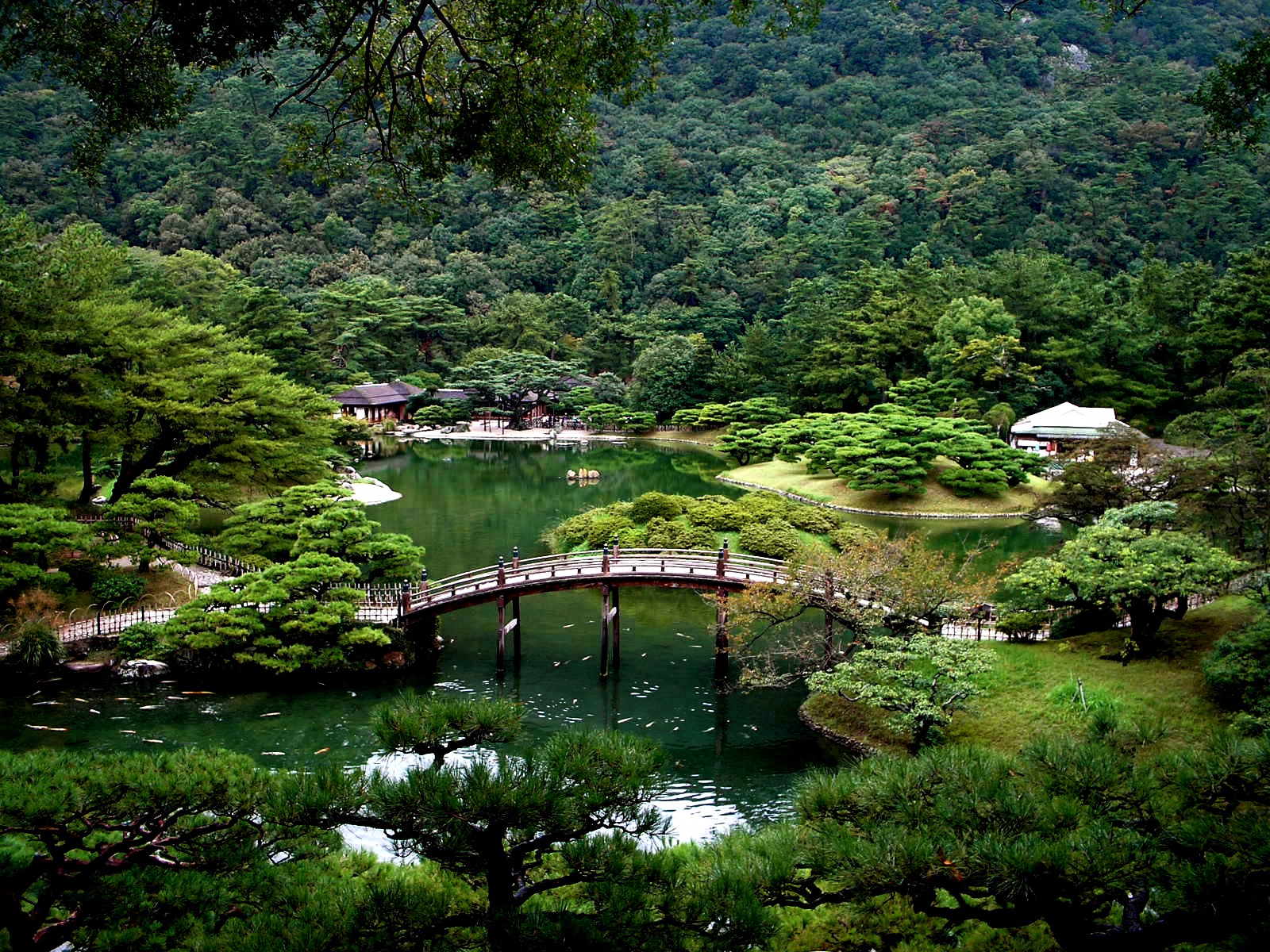 A Small Body Of Water Is Absolutely Good Enough And Serving Its Purpose To  Perfection. Thatu0027s Because Eastern Gardens And Especially Japanese Ones ...