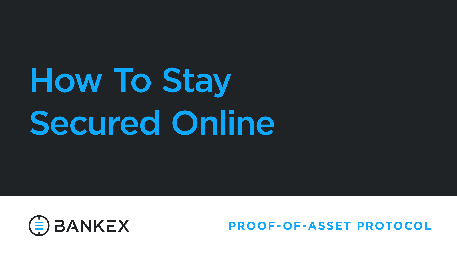 foto How to Keep Online Accounts Secure