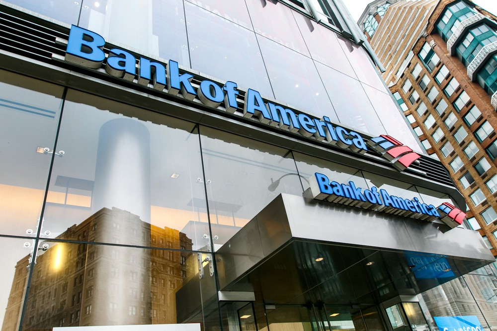 Bank Of America Becomes The First Company To Achieve Jd Power