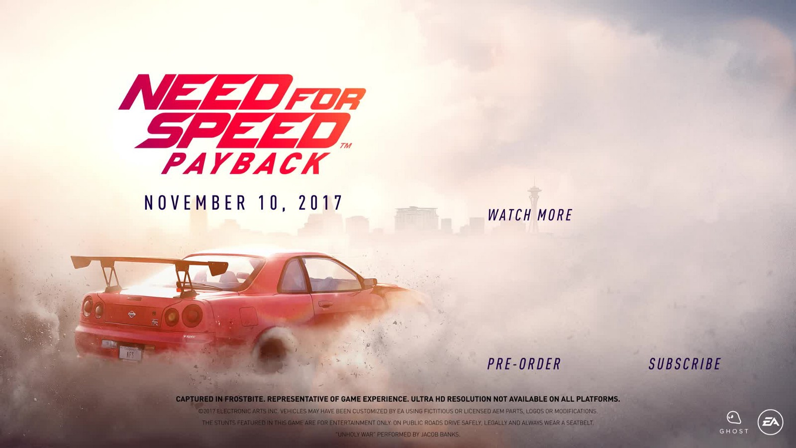 The Story Of Game NFS Payback Developers During Creation New Part Series Decided To Work On Errors Eliminating Shortcomings