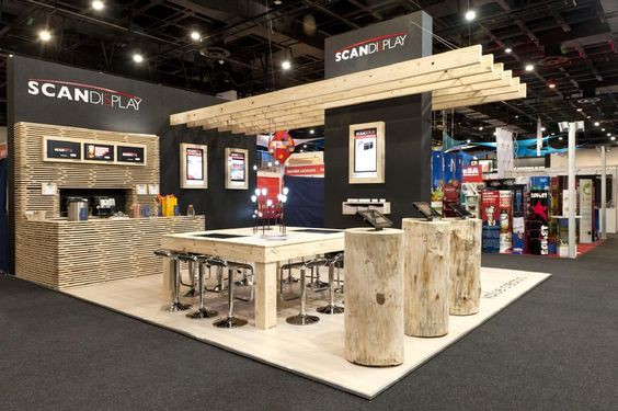 Exhibition stand builder spark international medium - Home decor trade shows collection ...