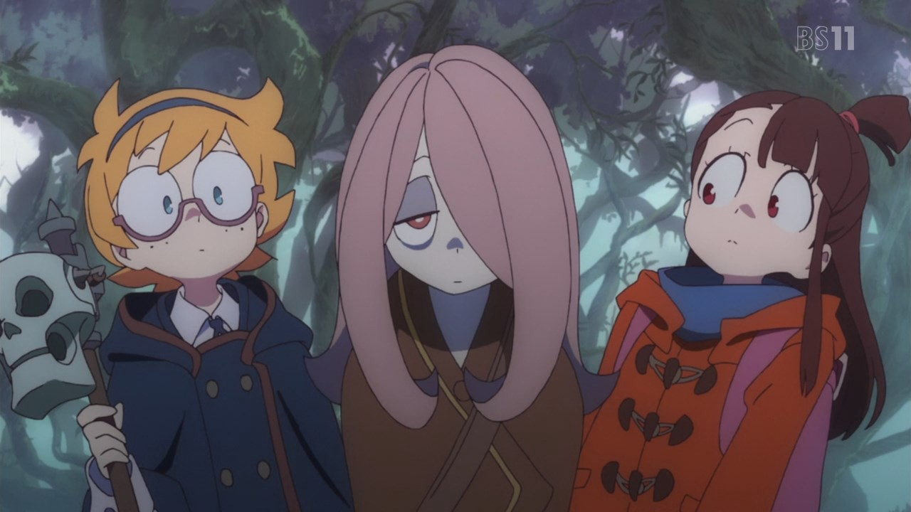 Little witch academia 2017 first impressions major spoiler free