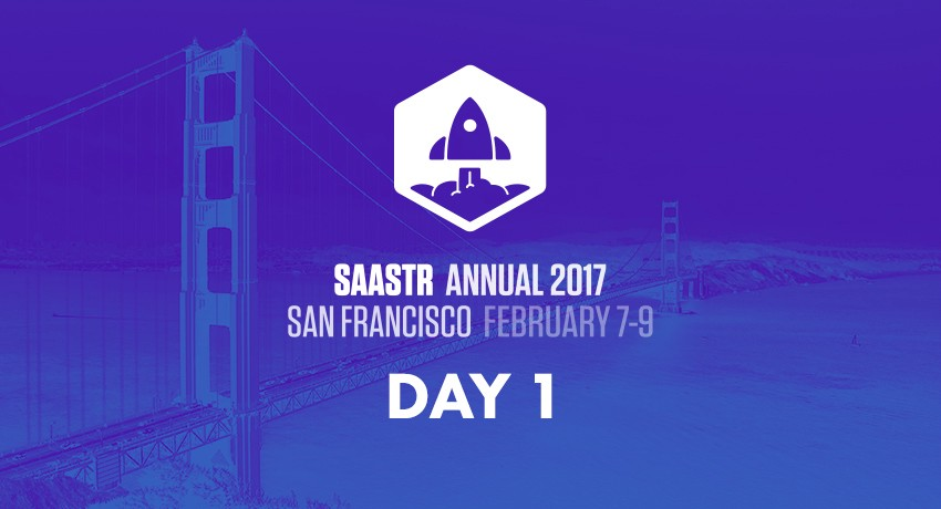 9 lessons for scaling enterprise SaaS from the 2017 SaaStr Annual