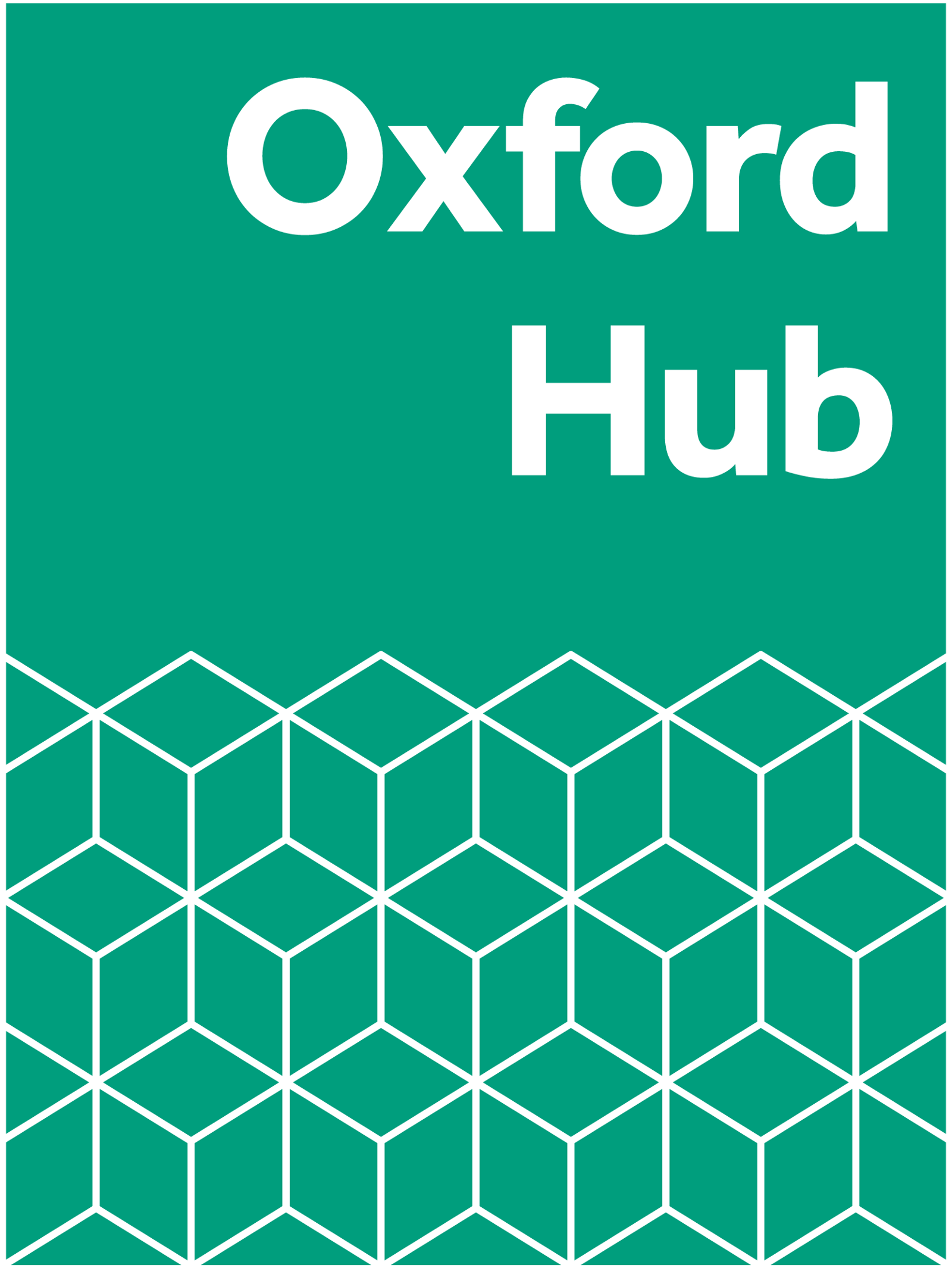 Oxford Hubs New Logo In Green