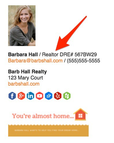 Top 6 Things Real Estate Agents Need In Their Email Signatures