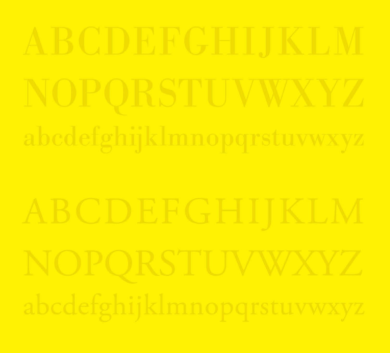 On (Adobe) Garamond's Repeating and Juxtaposing Parallels in