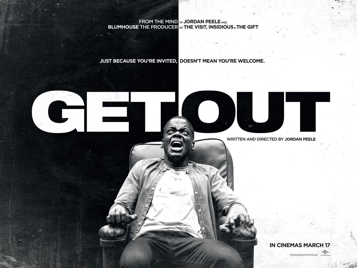 0f8cc1c8c663 What struck me about Get Out wasn t just that it s a multi-layered social  satire horror that manages to transport you completely and totally into its  ...