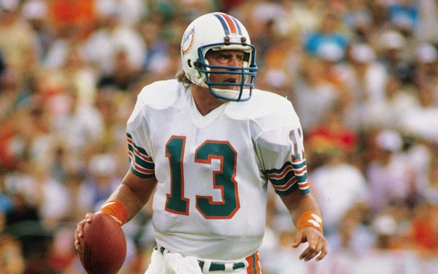 The Number One Quarterback Of 1980s Career Didnt Get Off To Best Starts Field Concerns Meant Marino Fell 27th Pick First