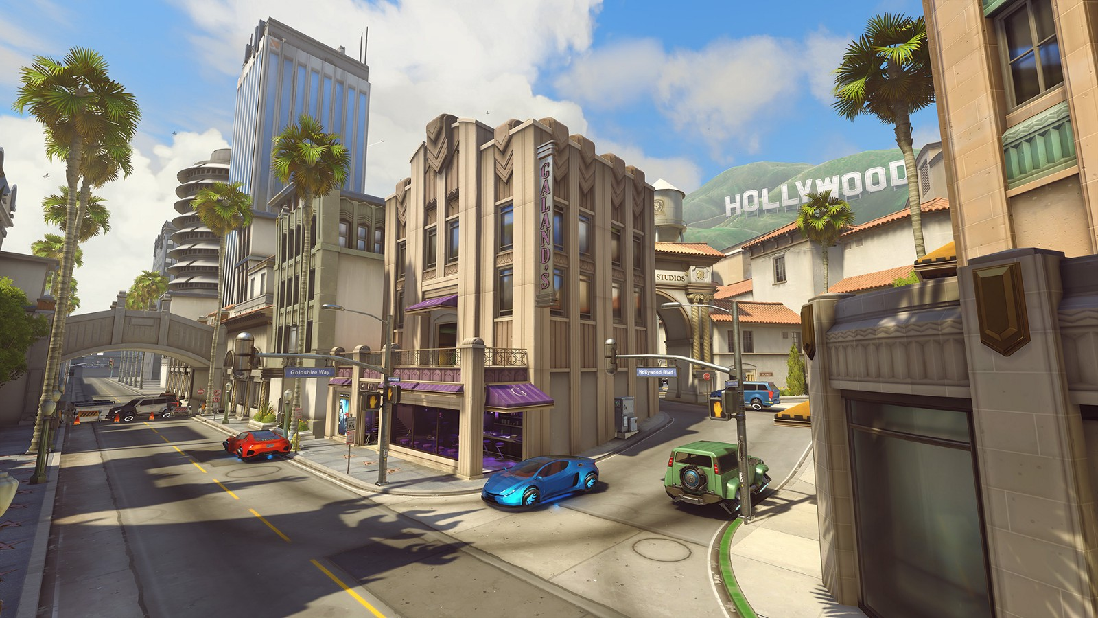 Image result for overwatch hollywood