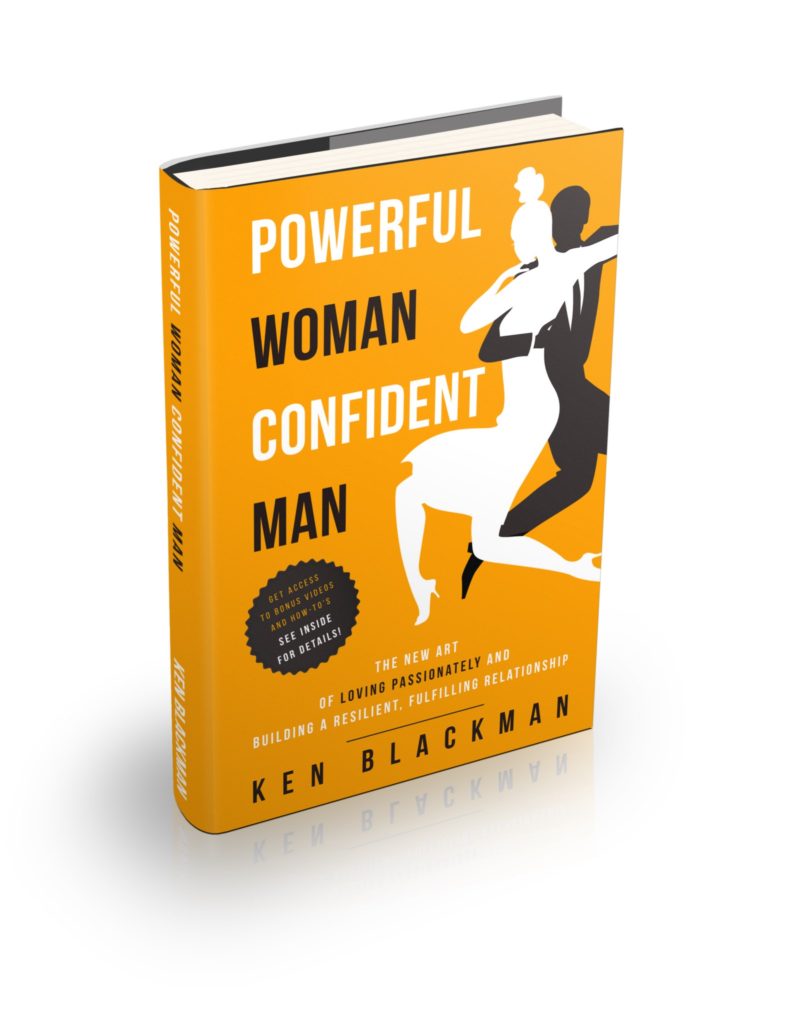 how to be a confident woman in a relationship