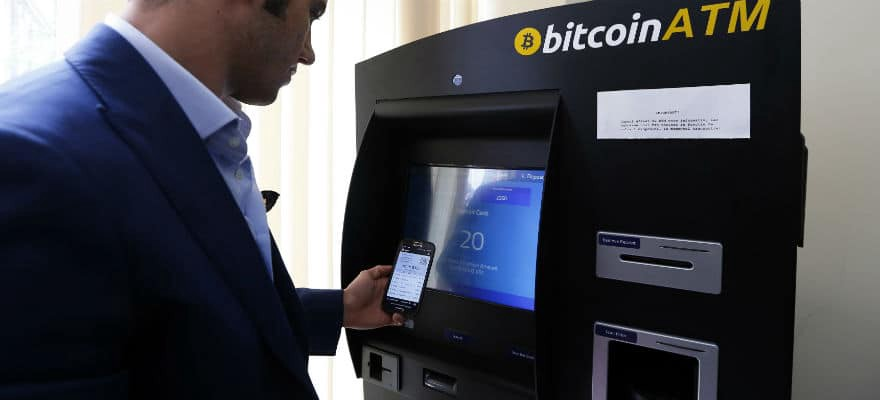 Turn Your Crypto to Cash at Any Bitcoin Atm with the ...