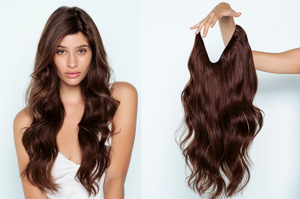 Picking Your Perfect Hair Extensions Colour Sitting Pretty Halo