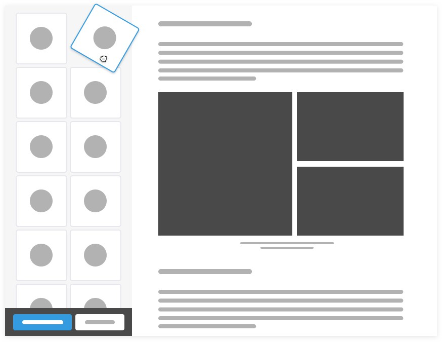 the primary editing view in powerpoint