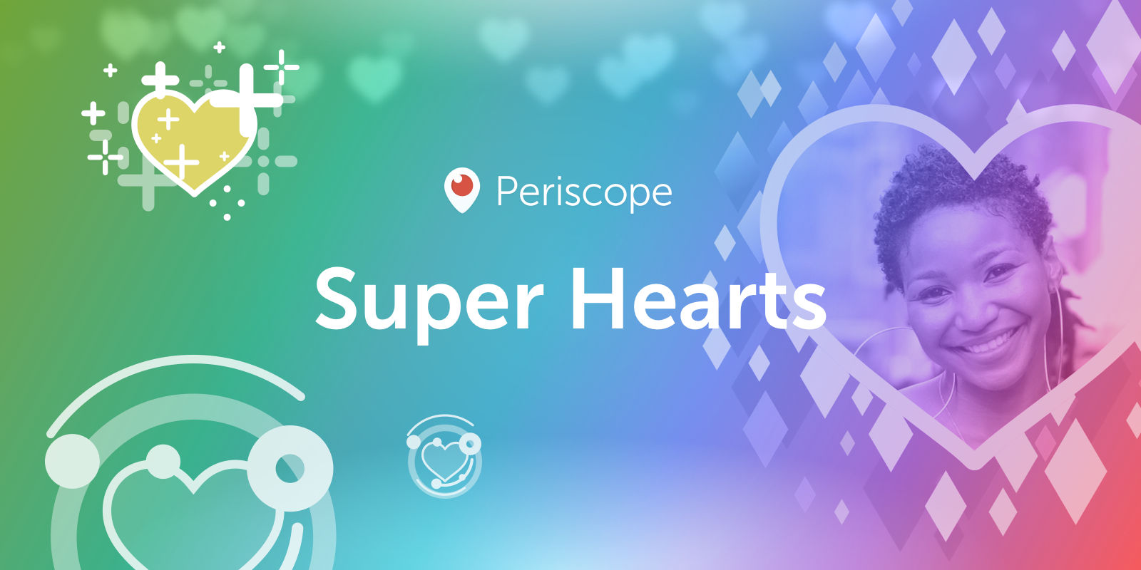Super Hearts A New Way To Show The Love Periscope Medium