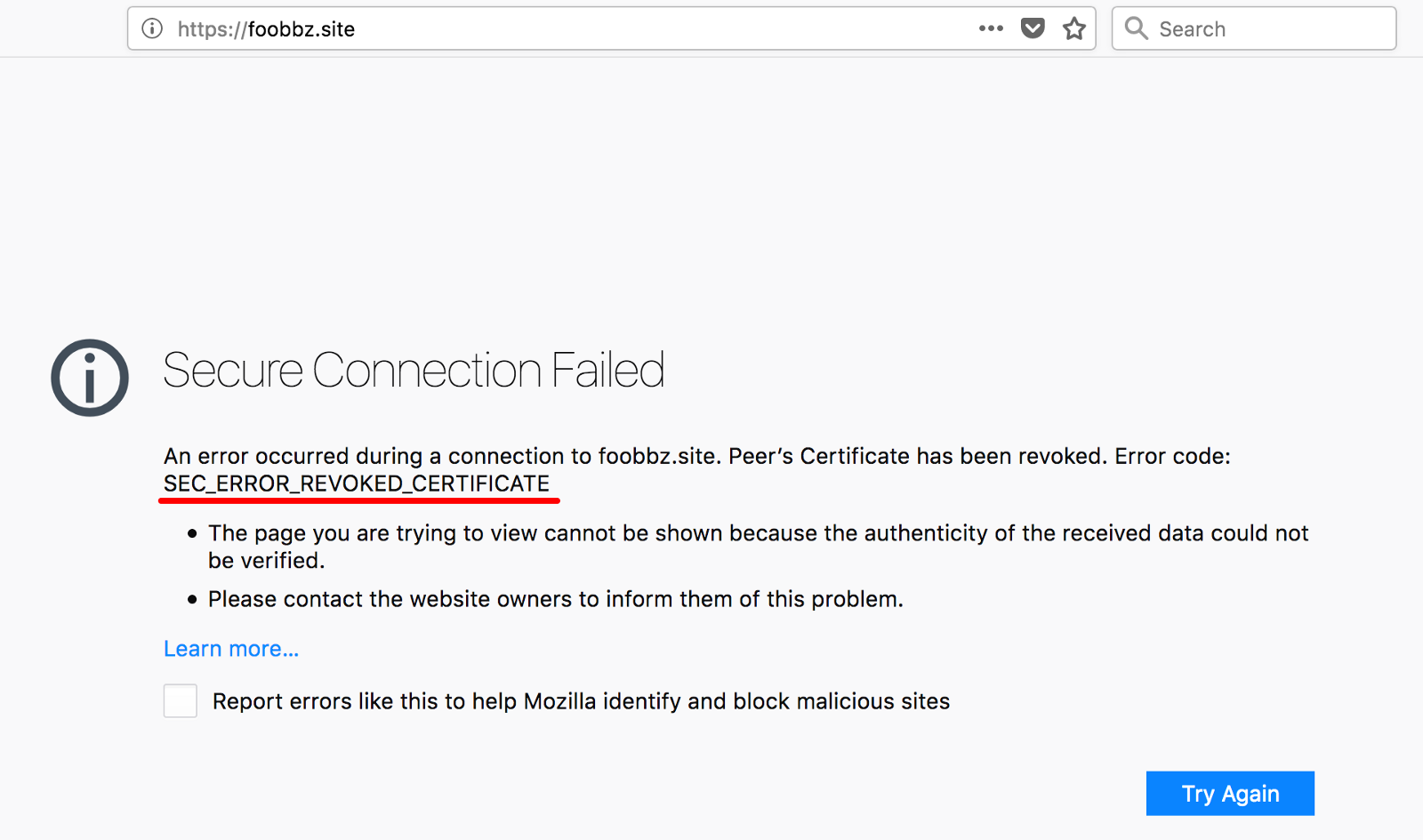 Ssl Certificate Revocation And How It Is Broken In Practice