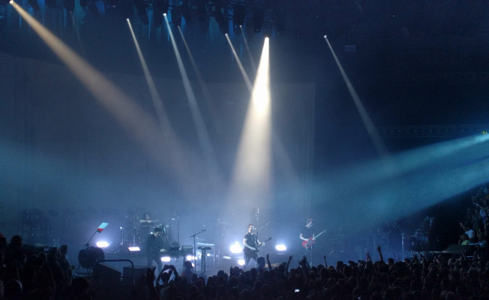 Nine Inch Nails: Royal Albert Hall, Europe 2018 Tour — Review
