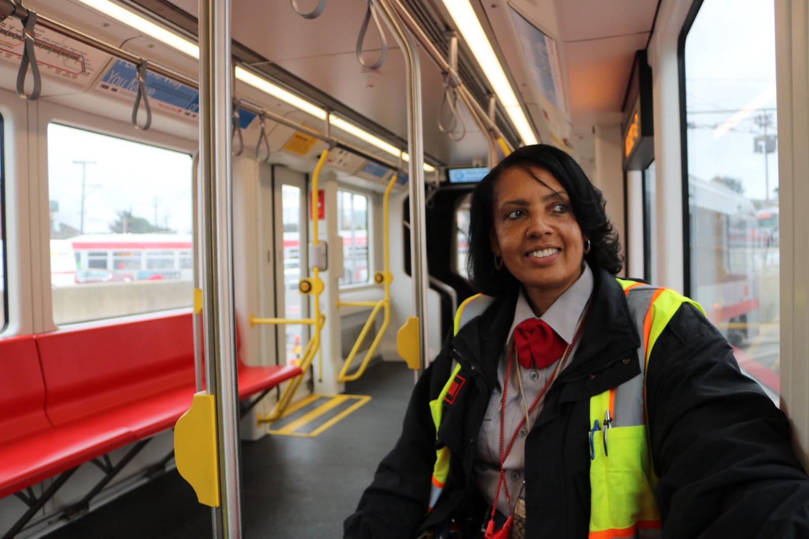 What It's Really like Driving a Muni Bus in San Francisco