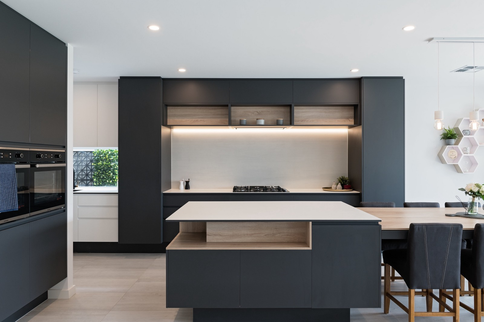 Design Crush: Matte Perfection By Custom Cabinet Solutions