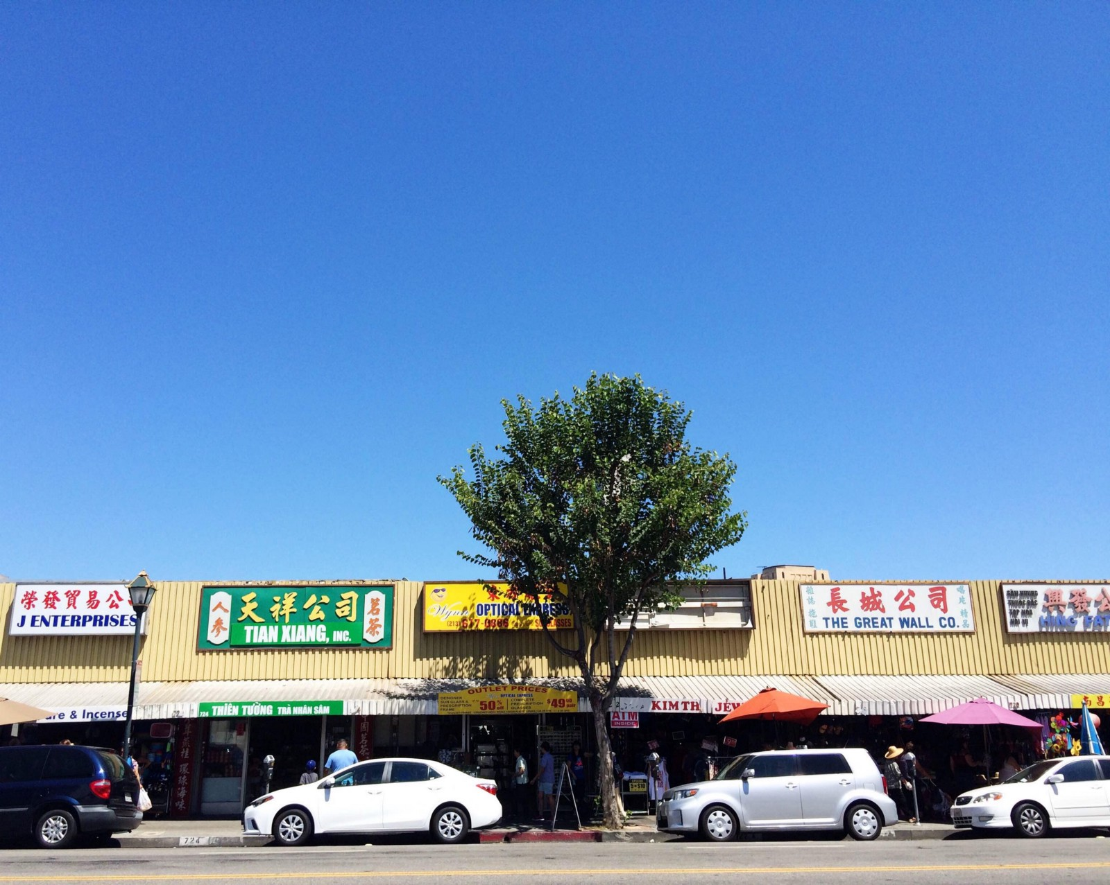 the gentrification of los angeles chinatown how do we talk about it