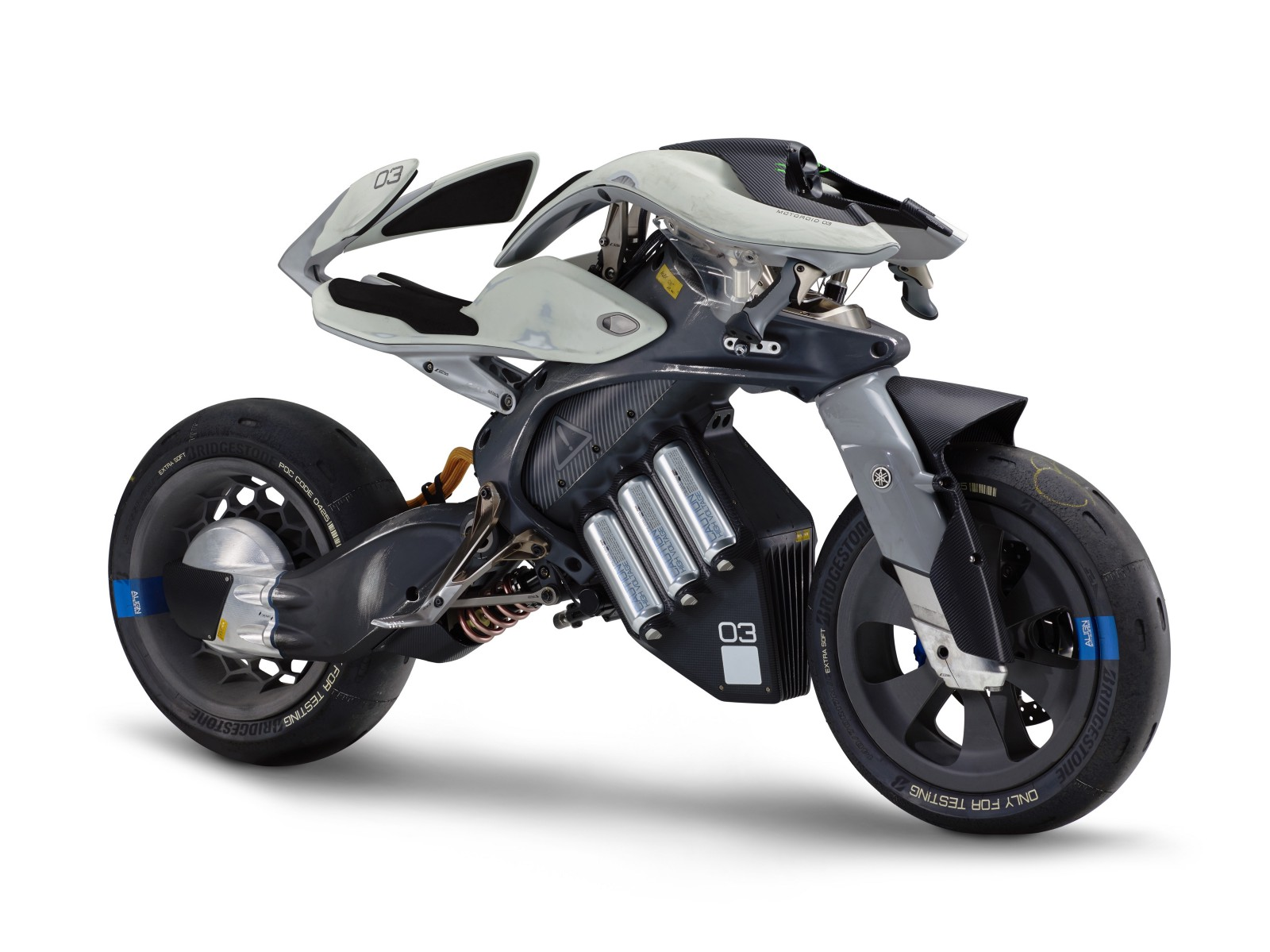 yamaha motorcycle photo  Yamaha Sets the Pace for Self-Driving Motorcycles – SyncedReview ...