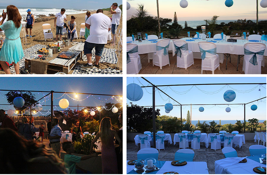Beaches In South Coast Create Natural Ambience For Wedding Venues