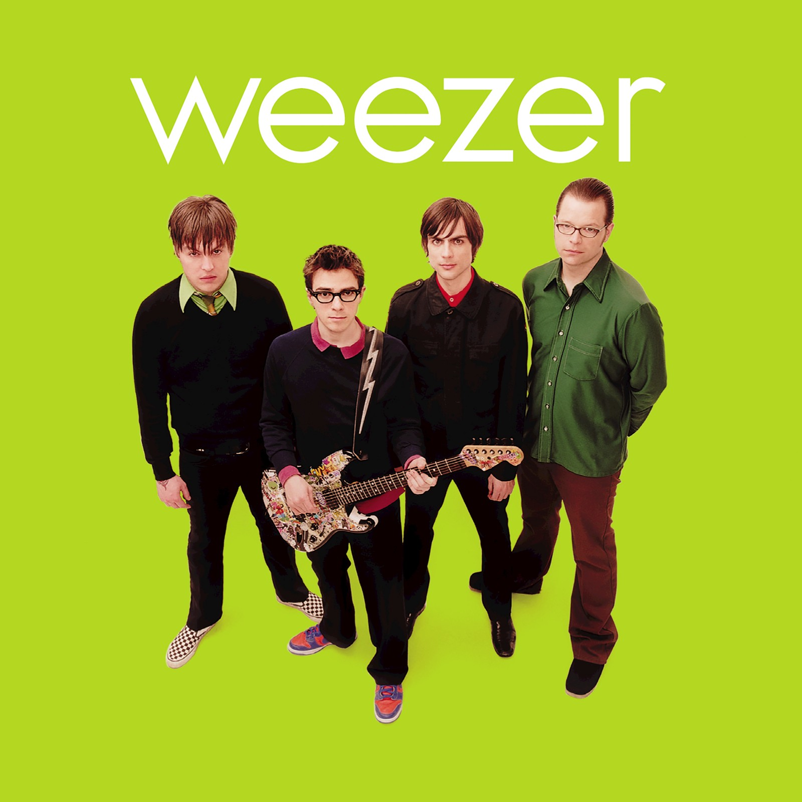 Tired of sex weezer