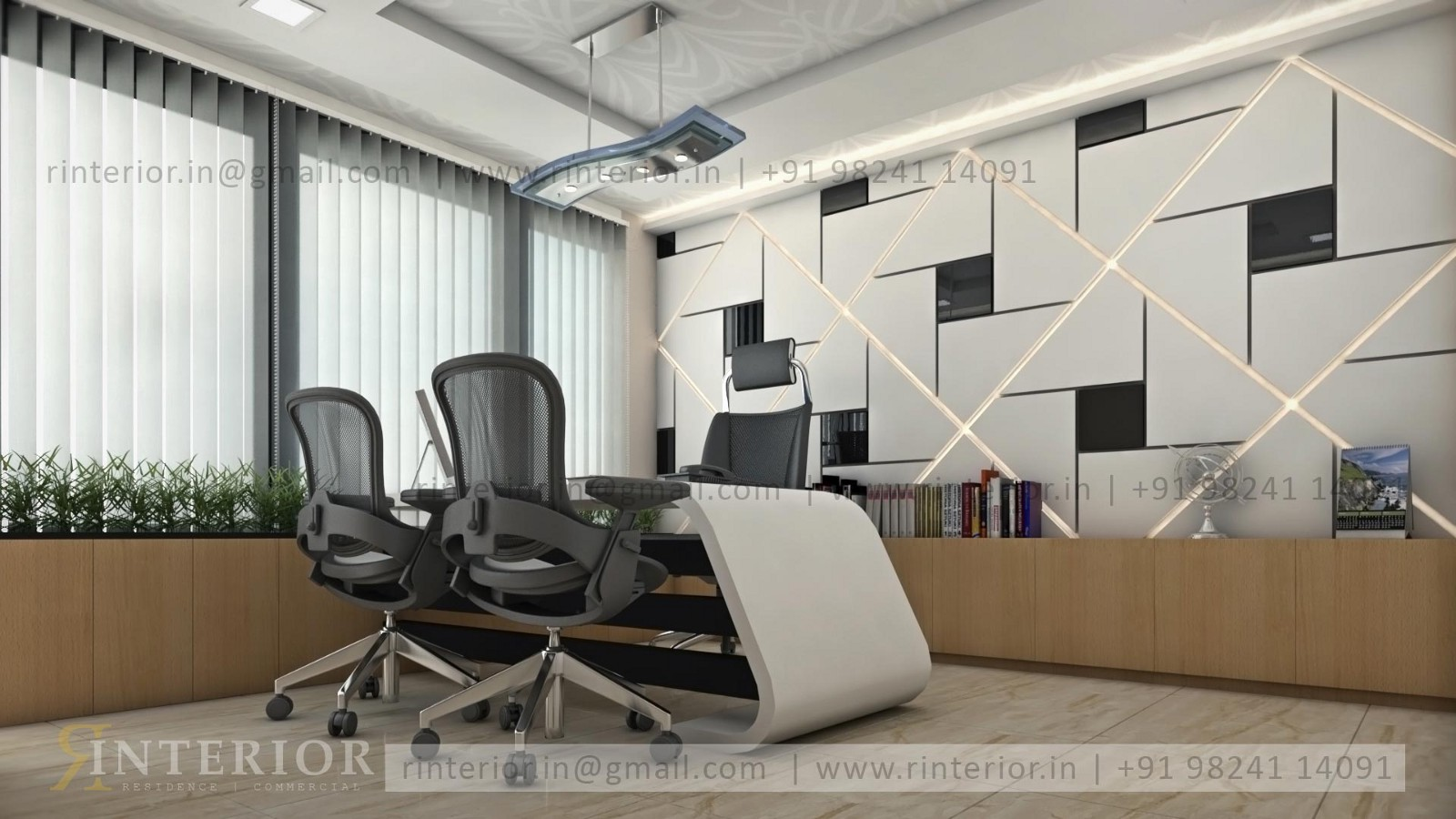 Great Solution For Commercial Interior Design In India Rinterior