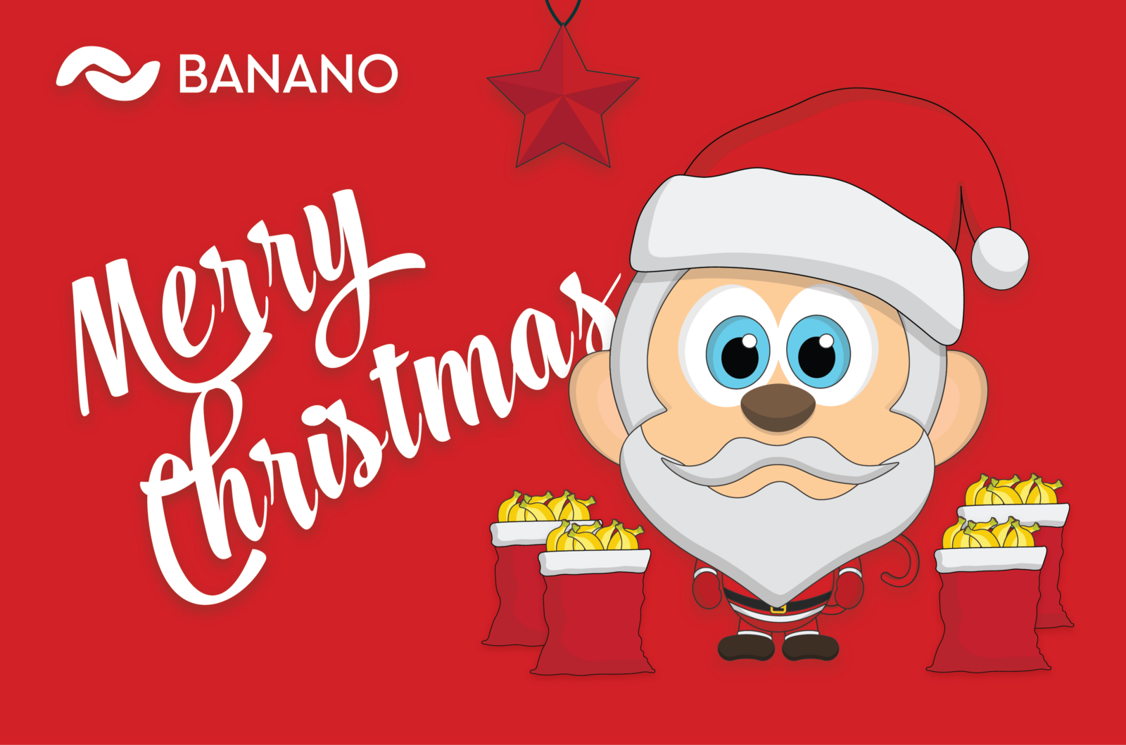 Christmas Discord.Merry Christmas And A Prosperous New Year From Banano